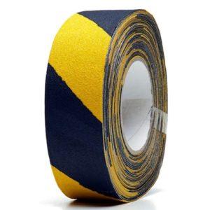 Medium Duty Anti-Slip Tape Black Yellow