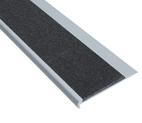 Aluminium stair nosing ST3
